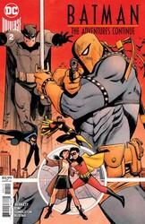 DC - Batman Adventures Continue # 2 2nd Ptg