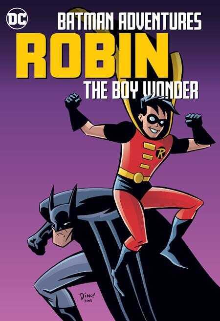 DC - BATMAN ADVENTURES ROBIN THE BOY WONDER TP