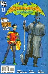 DC - Batman And Robin (1st Series) # 11