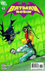 DC - Batman And Robin (1st Series) # 13