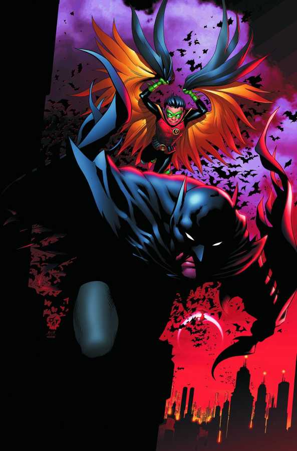 DC - Batman And Robin (New 52) # 1