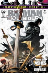 DC - Batman And The Outsiders # 6