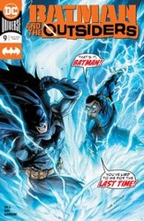 DC - Batman And The Outsiders # 9
