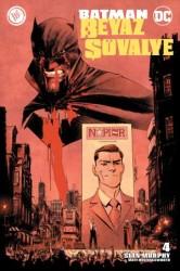 JBC Yayıncılık - Batman Beyaz Şövalye Sayı 4