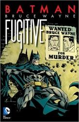 DC - Batman Bruce Wayne Fugitive TPB