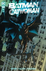 DC - Batman Catwoman # 1 Travis Charest Variant
