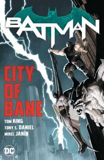 BATMAN CITY OF BANE COMPLETE COLLECTION TPB