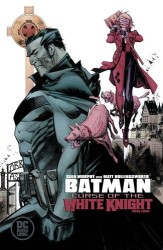 DC - Batman Curse Of The White Knight # 3