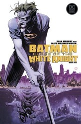 DC - Batman Curse Of The White Knight # 5