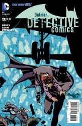 DC - Batman Detective Comics (New 52) # 35 Variant