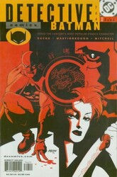 DC - Batman Detective Comics # 744