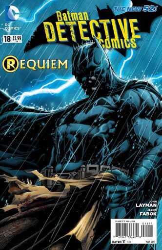 DC - Batman Detective Comics (New 52) # 18