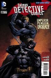 DC - Batman Detective Comics (New 52) # 20