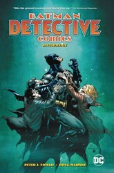 DC - Batman Detective Comics (Rebirth) Vol 10 Mythology TPB