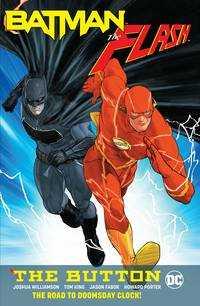 DC - Batman Flash The Button International Edition TPB