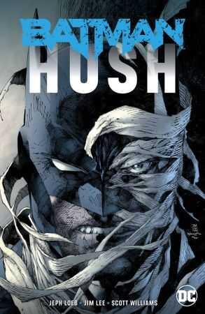 DC - Batman Hush New Edition TPB
