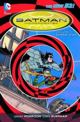 DC - Batman Incorporated (New 52) Vol 1 Demon Star HC