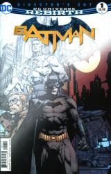 DC - Batman # 1 Director′s Cut