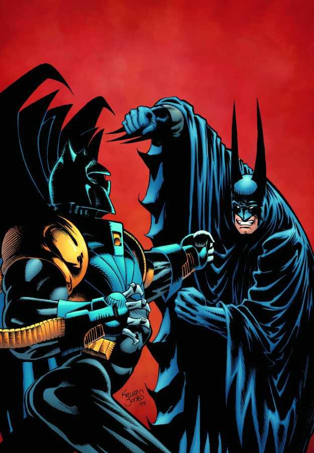 DC - Batman Knightfall Vol 3 Knightsend TPB