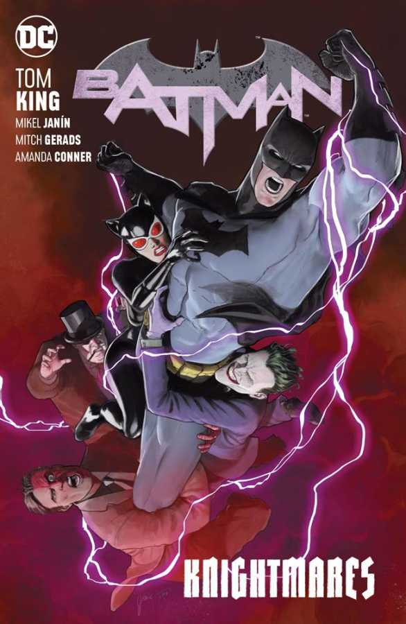 DC - Batman (Rebirth) Vol 10 Knightmares TPB