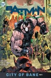 DC - Batman (Rebirth) Vol 12 City Of Bane Part 1 HC