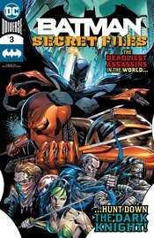 DC - Batman Secret Files # 3