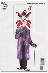 DC - Batman Streets Of Gotham # 19 Nguyen Variant