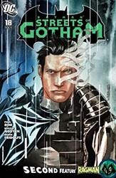 DC - Batman Streets Of Gotham # 18
