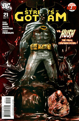 DC - Batman Streets Of Gotham # 21
