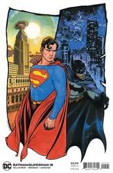 DC - Batman Superman # 15 Travis Charest Variant