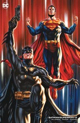 DC - Batman Superman # 13 Mark Brooks Variant