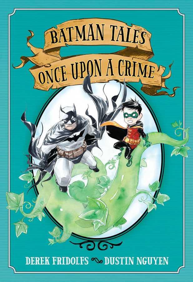 Batman Tales Once Upon A Crime TPB