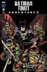 IDW - Batman Teenage Mutant Ninja Turtles Adventures # 1 Subscription Variant 1