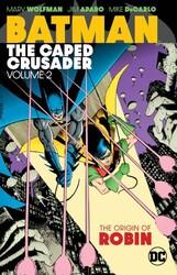 DC - Batman The Caped Crusader Vol 2 TPB