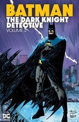 DC - Batman The Dark Knight Detective vol 3 TPB