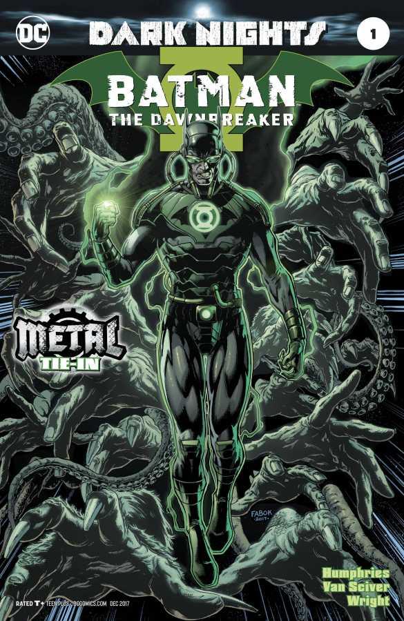 DC - Batman The Dawnbreaker # 1 (Metal)