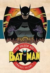 DC - Batman The Golden Age Omnibus Vol 1 HC