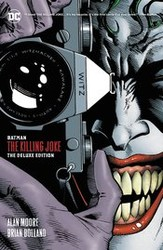 DC - Batman The Killing Joke Deluxe New Edition HC