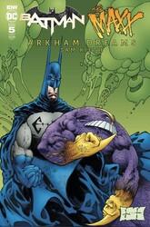 IDW - Batman The Maxx Arkham Dreams # 5 Variant