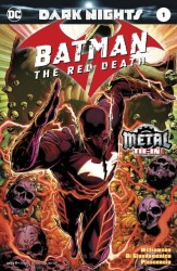 DC - Batman The Red Death (Metal) # 1