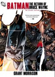 DC - Batman The Return of Bruce Wayne TPB