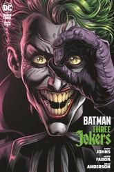 DC - Batman Three Jokers # 3 Cover A