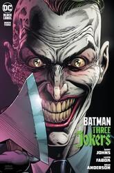 DC - Batman Three Jokers # 3 Premium Variant I Endgame Mohawk Variant