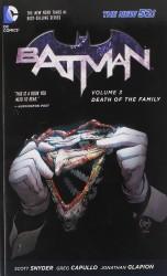 DC - Batman (New 52) Vol 3 Death of The Family TPB