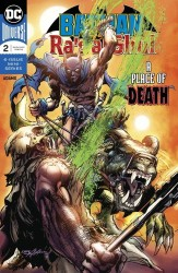 DC - Batman Vs Ras Al Ghul # 2