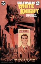 DC - Batman White Knight # 4