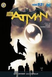 JBC Yayıncılık - Batman (Yeni 52) Cilt 6 Gece Vardiyası