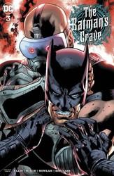 DC - Batmans Grave # 3