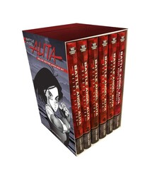 BATTLE ANGEL ALITA COMPLETE SERIES BOX SET - Thumbnail
