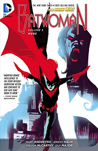 DC - Batwoman (New 52) Vol 5 Webs TPB